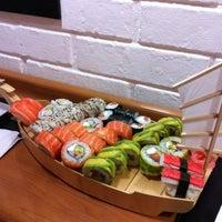 8/7/2012 tarihinde Ann-christineziyaretçi tarafından Kioto Sushi'de çekilen fotoğraf