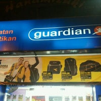 Photo taken at Guardian Pharmacy by hasnol r. on 12/20/2011