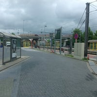 Photo taken at Station Heist-op-den-Berg by Gerry B. on 6/4/2012