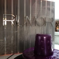 Photo taken at Addiction at Rumor Vegas Boutique Resort by Victor E. on 7/15/2012
