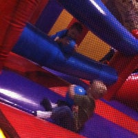 Photo taken at Pump It Up by Jim T. on 3/25/2012