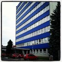 Photo taken at Vodafone Call Centrum by Ondra U. on 8/8/2012