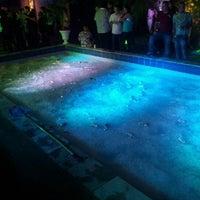 Photo taken at Clube Metrópole by Chris N. on 4/21/2012