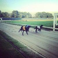 Photo taken at Henlow Dog Stadium by Ingo F. on 7/28/2012