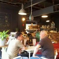 Photo Taken At Wicks Park Cafe By Jack F On 1 21 2012