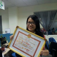Photo taken at FPT Online by Trần Quốc Huy on 1/18/2012