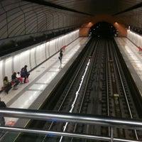 Foto tomada en Metro Las Mercedes por Tomás V. el 9/9/2011