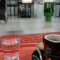 Photo taken at Segafredo by Arjan on 12/23/2011