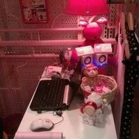 Photo taken at Dezumondo Boutique by yitheng s. on 9/23/2011