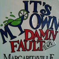 Photo taken at Jimmy Buffett's Margaritaville by Alan A. on 12/1/2011