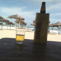 Photo taken at Barraca O Louro by Yago P. on 5/3/2012