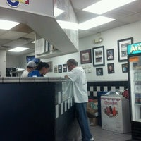 Photo taken at TJ's Pizza by Yvonne A. on 6/14/2012