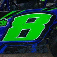 Photo taken at Masolini race shop by Dusty M. on 7/29/2011