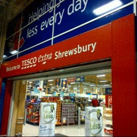 Photo taken at Tesco Extra by Andrew H. on 10/28/2011