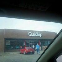 Photo taken at QuikTrip by Heatherlyn S. on 10/4/2011