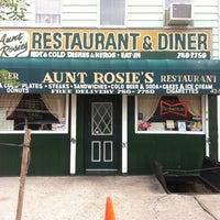 Photo taken at Aunt Rosie's Restaurant by Juan on 8/6/2011