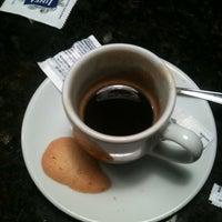Photo taken at Buenavista Café by Flavio B. on 2/1/2012