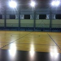 Photo taken at Γηπεδο Basket ΦΟΤ ΧΑΛΑΝΔΡΙΟΥ by Stelios K. on 9/26/2011