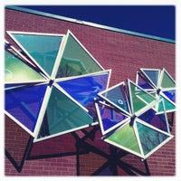 Photo taken at Maribelle M. Davis Library by Jocelyn on 2/22/2012