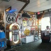Photo taken at Santa Cruz Diner by Barry on 7/30/2011