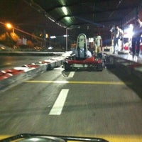 Photo taken at Aqualand karting by Erdal A. on 7/8/2012