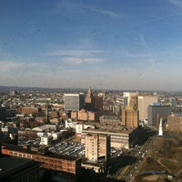 Photo taken at National Newark Building by Luis O D. on 3/7/2012
