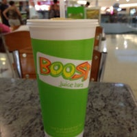 Photo taken at Boost Juice by Andrew . on 2/12/2012