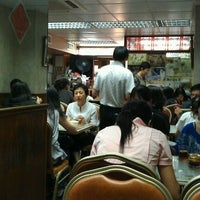 Photo taken at Wing Wah Noodles Shop by Ryanne W. on 7/18/2012