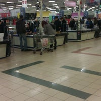 Photo taken at TESCO Hipermarket by Gabor S. on 12/31/2011