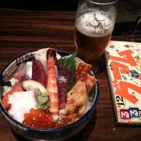 Photo taken at Sushi Kyotatsu by mo-ni on 9/16/2011