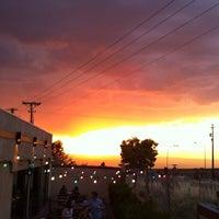 Photo taken at County Line Bar-B-Q by Sarah B. on 6/22/2012