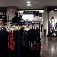 Photo taken at Zara by Jefferson Amado on 3/5/2012