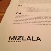 Photo taken at Mizlala by Atha F. on 5/17/2012