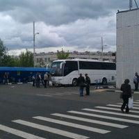 Снимок сделан в Автостанция Красногвардейская пользователем Sasha Z. 5/31/2012