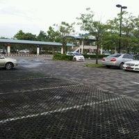 Photo taken at ลานจอดรถ @Harrow Intenational School by Suwit R. on 9/4/2011