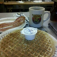 Photo taken at Waffle House by Anne M. on 1/19/2012