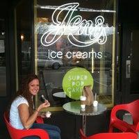 Photo taken at Jeni's Splendid Ice Creams by Derek C. on 3/23/2012