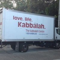 Photo taken at Kabbalah Centre by Gregg Rory H. on 9/5/2012