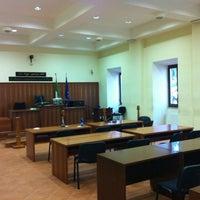 Photo taken at Tribunale di Frascati by Francesco P. on 2/22/2011
