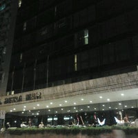 Photo taken at Hotel Beira Mar by Nilton T. on 12/10/2011