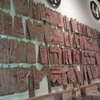 Photo taken at Which Wich? Superior Sandwiches by Kevin H. on 1/28/2012