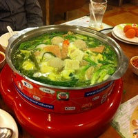 Photo taken at Hot Pot Inter Buffet by ohm_p P. on 11/2/2011