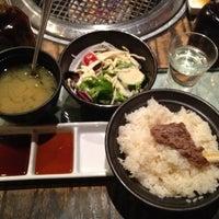 Photo taken at Gyu-Kaku Japanese BBQ by Ivan M. on 12/25/2011
