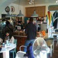 10/22/2011にArmin B.がPure Living Bakeryで撮った写真