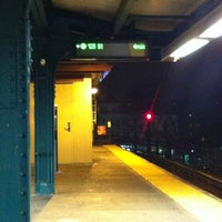 """Photo taken at MTA Subway - 77th St (6) by 🚍DP """"The Flx 1975""""🚍 on 11/22/2011"""