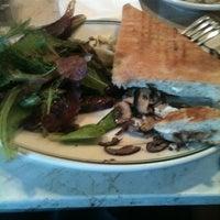 Photo taken at Mondo Caffe by Ekim Nazım K. on 3/27/2011