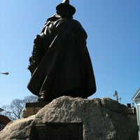 Photo taken at Salem Witch Museum by the Danny B. on 3/18/2012