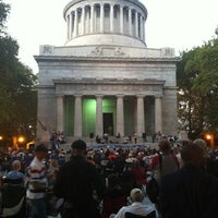 Photo taken at General Grant National Memorial (Grant's Tomb) by Sung-Hwan J. on 8/22/2012