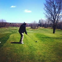 Photo taken at Golf Mont Orford by Michael M. on 4/29/2012