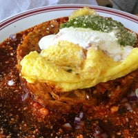 Photo taken at Anepalco's Café by Celia L. on 4/7/2012